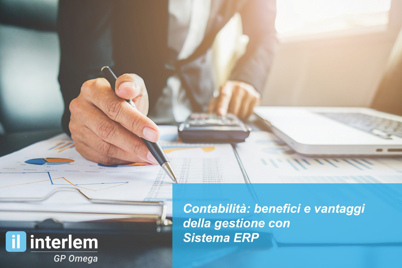 Contabilità su ERP