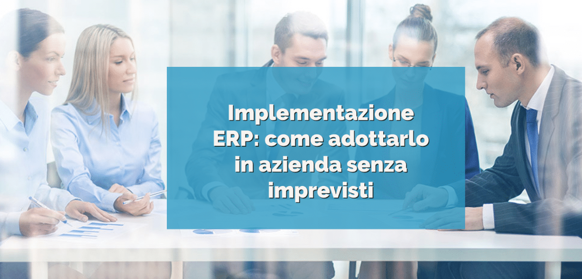 Implementazione ERP azienda